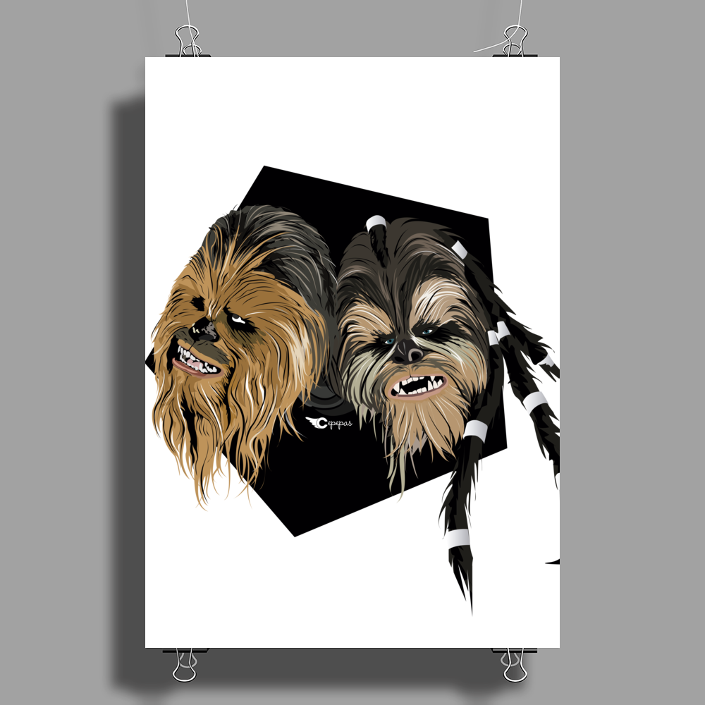 CHEWYS Poster Print (Portrait)