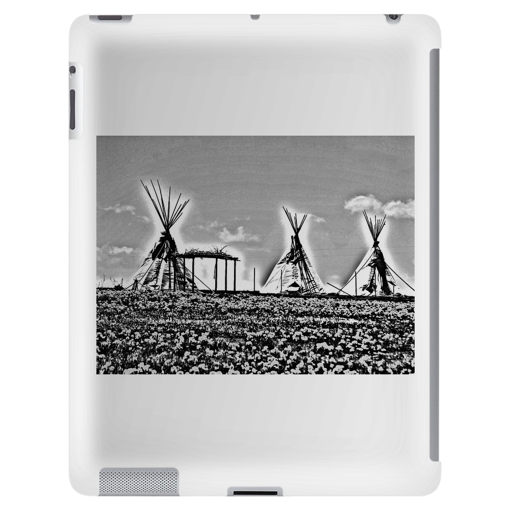 Cheyenne Camp  Tablet (vertical)