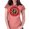 Chi-Rho Monogram Womens Fitted T-Shirt