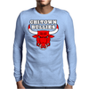 CHI-TOWN BULLIES Mens Long Sleeve T-Shirt