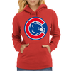 Chicago Cubs Womens Hoodie
