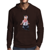 Child Frosty the Snowman Mens Hoodie