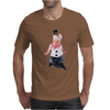 Child Frosty the Snowman Mens T-Shirt