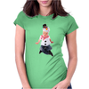 Child Frosty the Snowman Womens Fitted T-Shirt