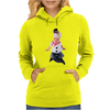 Child Frosty the Snowman Womens Hoodie