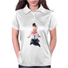 Child Frosty the Snowman Womens Polo