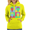 Childish Gambino pop art Womens Hoodie