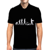 Childrens Zombie walking Dead Mens Polo