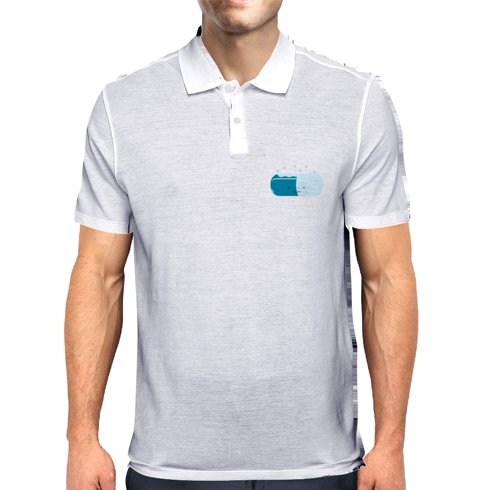 Chill Pill Mens Polo