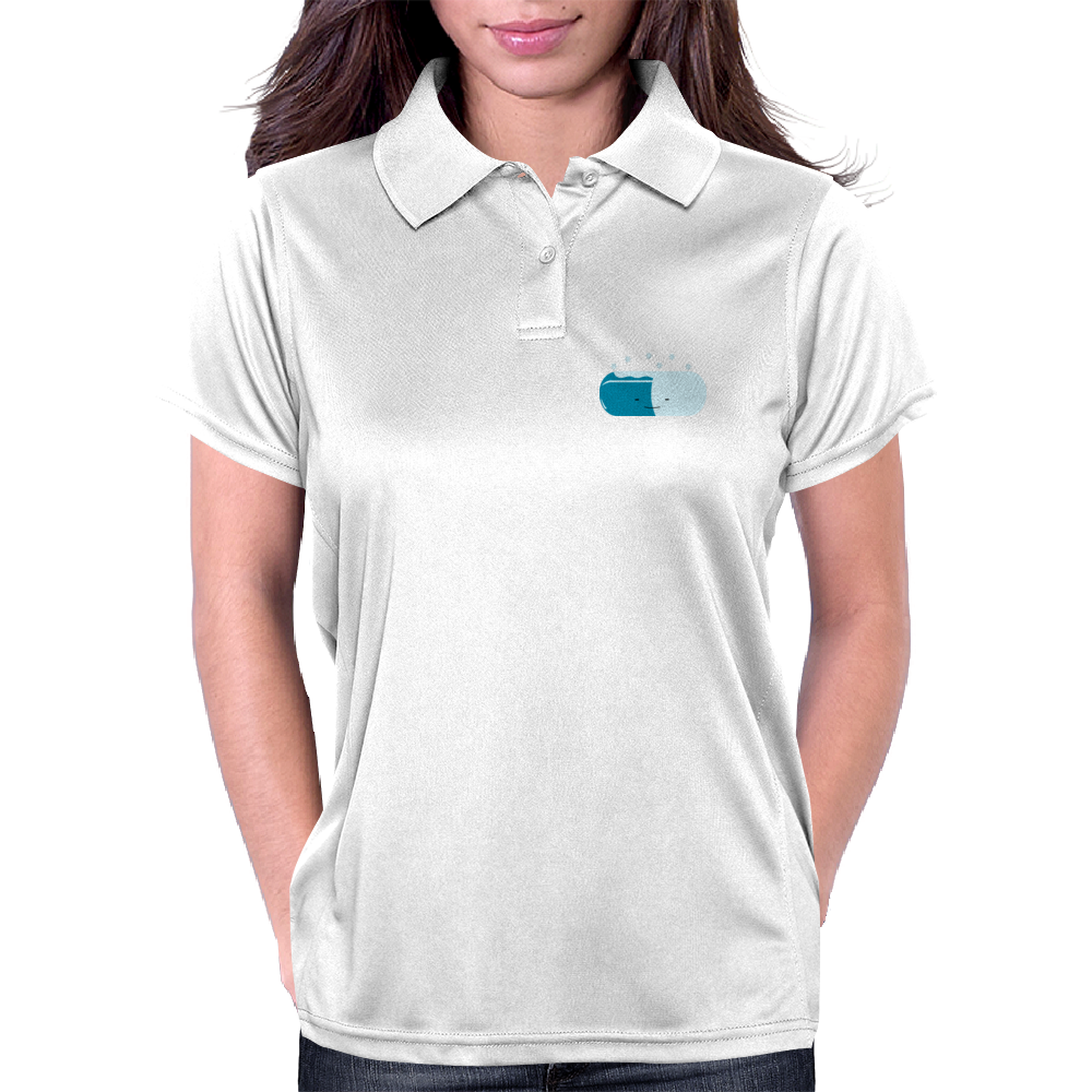 Chill Pill Womens Polo