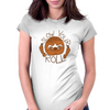 Chill Sloth Womens Fitted T-Shirt