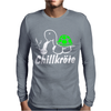 Chillkrote Smoke Weed Punk Gras Mens Long Sleeve T-Shirt