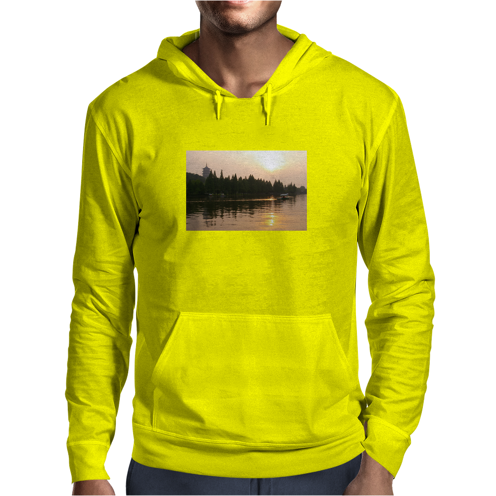 china shirt Mens Hoodie