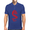 CHINESE DRAGON MMA Mens Polo