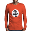 chinese logo Mens Long Sleeve T-Shirt