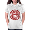 Chinese New Year Dragon Womens Polo