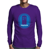 Chiquitardis Mens Long Sleeve T-Shirt