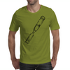 chisel art Mens T-Shirt