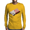 chockeys T-Shirt Mens Long Sleeve T-Shirt