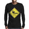 Chocobo Xing Final Fantasy Mens Long Sleeve T-Shirt