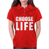 CHOOSE LIFE Womens Polo