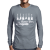 Choose Your Weapon Mens Long Sleeve T-Shirt