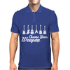 Choose Your Weapon Mens Polo