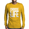 Chose Of Life Mens Long Sleeve T-Shirt