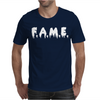 Chris Brown Fame Mens T-Shirt