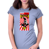 Christian Hosoi S29 Womens Fitted T-Shirt
