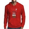 Christmas Chimney Mens Hoodie