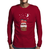 Christmas Chimney Mens Long Sleeve T-Shirt