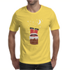 Christmas Chimney Mens T-Shirt
