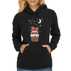 Christmas Chimney Womens Hoodie