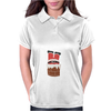 Christmas Chimney Womens Polo