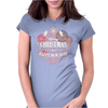 Christmas Happy New Years Womens Fitted T-Shirt