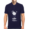 Christmas Icons With Snow Mens Polo