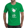 Christmas Icons With Snow Mens T-Shirt
