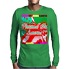 Christmas in America Mens Long Sleeve T-Shirt