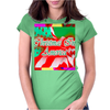 Christmas in America Womens Fitted T-Shirt
