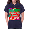 Christmas in America Womens Polo