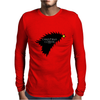 Christmas is comming Mens Long Sleeve T-Shirt