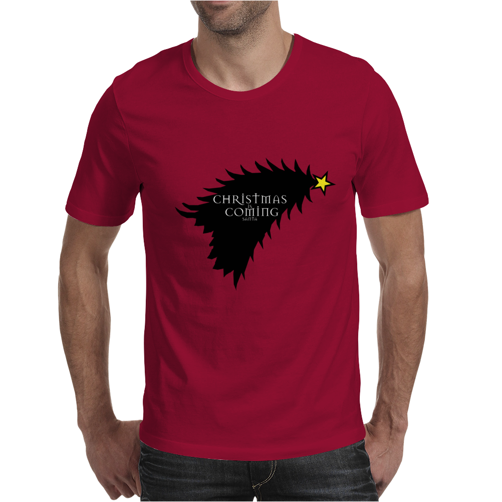 Christmas is comming Mens T-Shirt