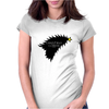 Christmas is comming Womens Fitted T-Shirt