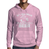 Christmas Shirt It's The Most Wonderful Time For Beer Funny Mens Hoodie