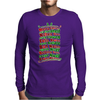 Christmas time Mens Long Sleeve T-Shirt