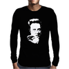 Christopher Walken Cult Movie Mens Long Sleeve T-Shirt
