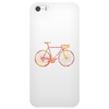 Chromatic racing bicycle, road racer, merck Phone Case