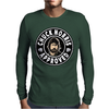 Chuck Norris Approved Mens Long Sleeve T-Shirt