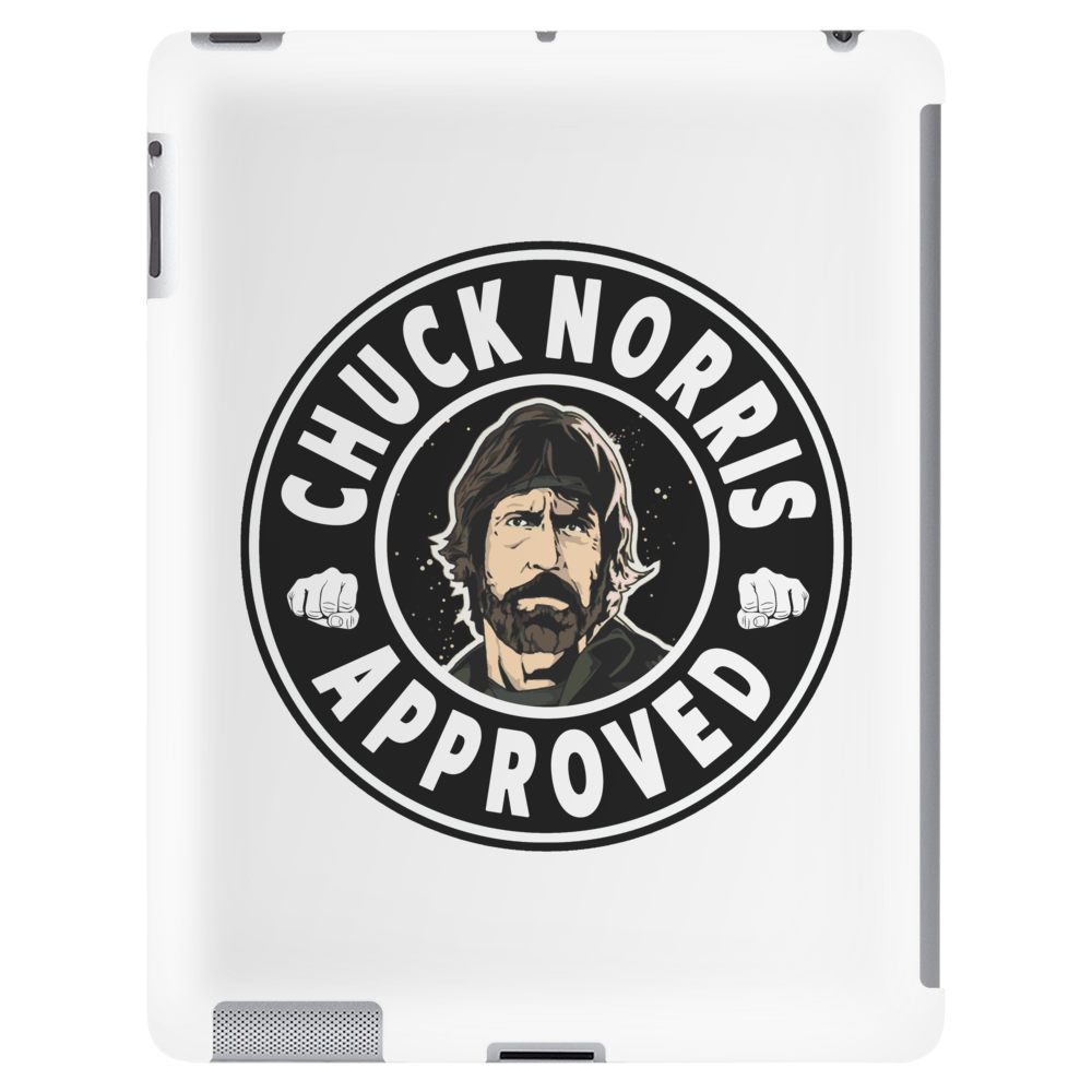 Chuck Norris Approved Tablet